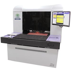 CIMS Laser Via Inspection