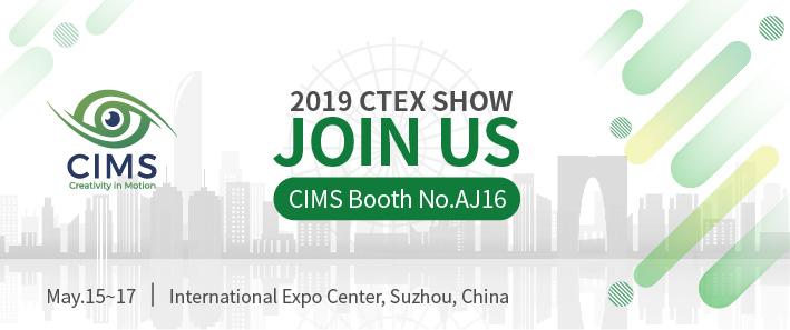 Visit us in CTEX show 2019