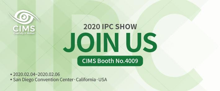 Visit us in IPC show 2020